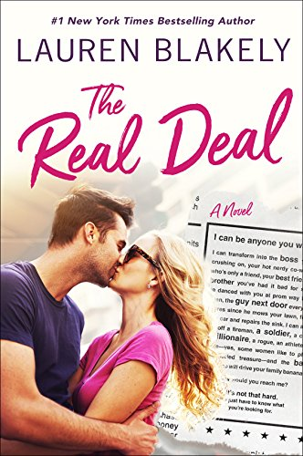 The real deal a novel kindle edition by lauren blakely the real deal a novel by blakely lauren fandeluxe Choice Image