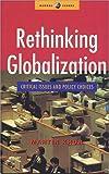 Rethinking Globalization, Martin Khor, 1842770543