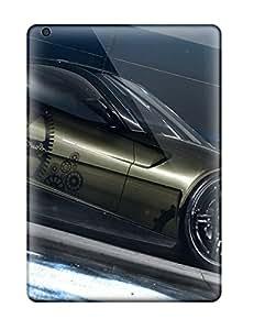 Flexible Tpu Back Case Cover For Ipad Air - Porsche