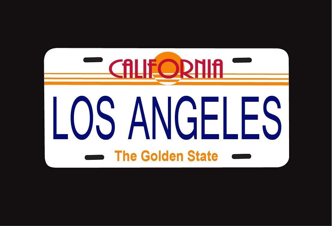 Cara King Custom Plate California Los Angeles Car Auto Tag Sign Presonalized 6 X 12