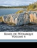 Rimes de Pétrarque, Poulenc Joseph, 1173293485