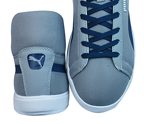Puma Suede Mid Classics 351911 Herren Sportive Sneakers Grey