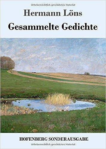 Gesammelte Gedichte: Junglaub Mein