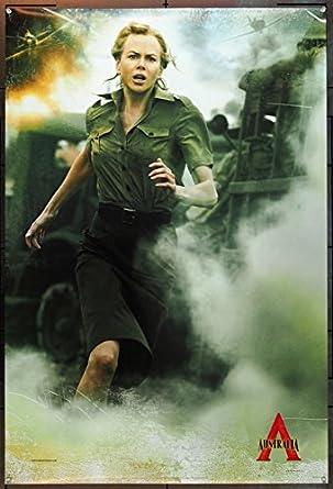Australia 2008 Original Advance One Sheet Poster 27x40 U S Teaser Poster Nicole Kidman Film Directed By Baz Luhrmann At Amazon S Entertainment Collectibles Store