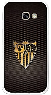06de0bcc60f BeCool Funda Gel Flexible Sevilla FC para Samsung Galaxy A7 2017 - Carcasa  TPU Licencia Oficial