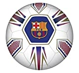 New Official Barcelona Football Soccer Ball Barcelona Supporters Ball Size 5 by OSG