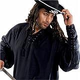 Pirate Buccaneer Renaissance Medieval Costume Shirt