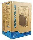 "Rockville RPG10BT 10"" Powered 600W DJ PA Speaker"