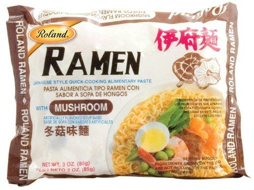 Roland Ramen Mushrooms Ounce Pack