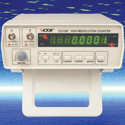 satkit Frequency Counter Victor VC3165