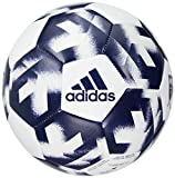 adidas MLS New York Red Bulls Authentic Soccer Ball, Size 4, White