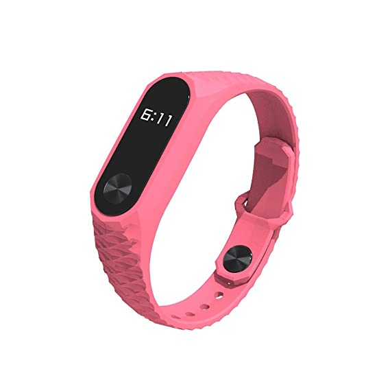 Amazon com: For Xiaomi Mi Band 2 Smart Bracelet,Replacement TPU