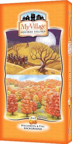 My Village 2-in-1 Halloween & Fall (Halloween 4 Final Scene)