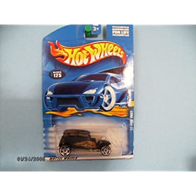 Hot Wheels 32 Ford Vicky 2001 #125 -Pr5's 1:64 Scale: Toys & Games
