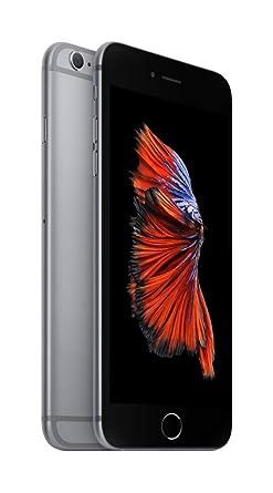 f7ecf9ba6a2 Apple iPhone 6s Plus (de 32GB) - Gris espacial: Apple: Amazon.es