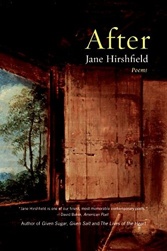 After: Poems [Jane Hirshfield] (Tapa Blanda)
