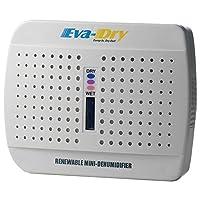 Nuevo y mejorado Eva-Dry E-333 Mini deshumidificador renovable