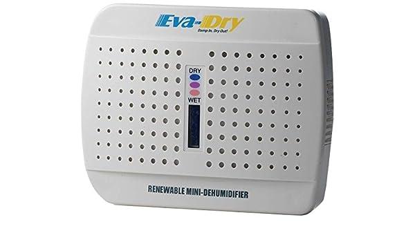 Eva-DryE-333Wireless Dehumidifier-WIRELESS DEHUMIDIFIER: Amazon.es: Hogar