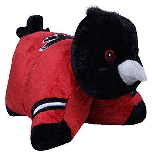(Fabrique Innovations NFL Pillow Pet , Tampa Bay Buccaneers, Large (Renewed))