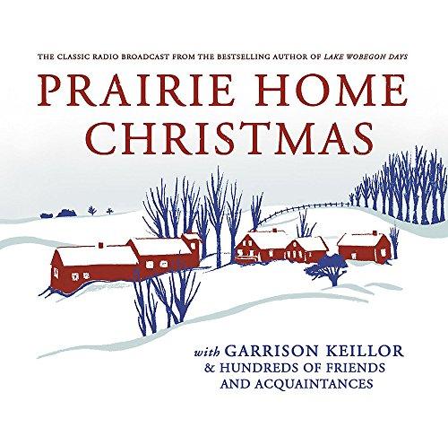 Praire Home Christmas Garrison Keillor