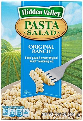 hidden valley pasta salad - 1