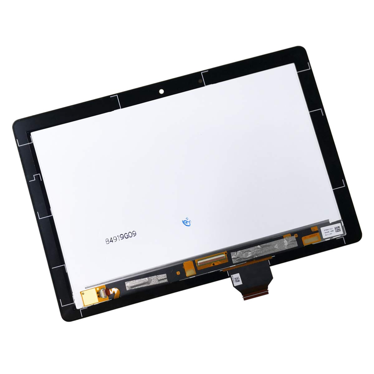 for Kindle Fire HDX 40.40 inch 400PIN Replacement Touch Screen ...