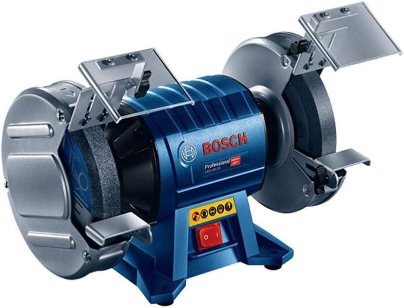 BOSCH 060127A300 - Esmeriladora GBG 35-15 Professional. Esmeriladora. 350 W. 3.000 rpm. Disco 150x20x20 mm. Larga vida útil. 10 Kg con Discos lijadores tamaño de grano 24/60. Caja de cartón