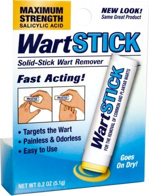 extra stregnh wart stick remover