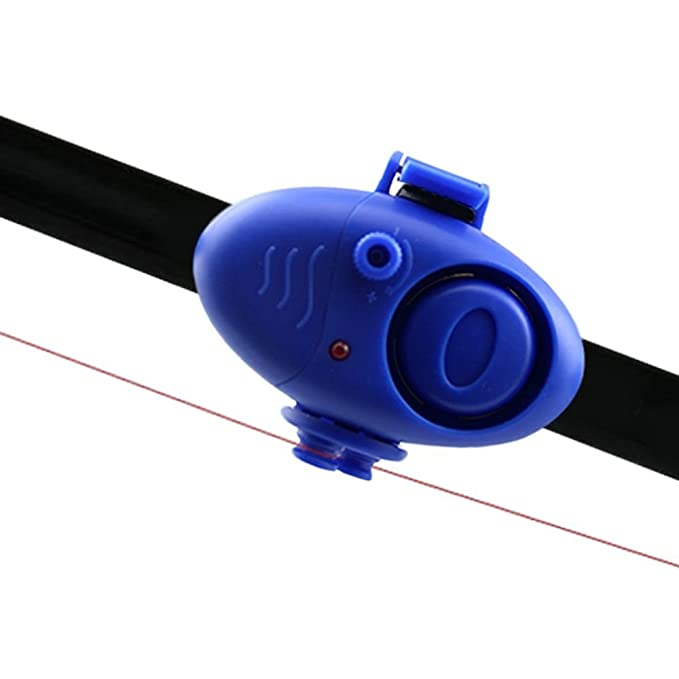 SODIAL(R)Al aire libre Electronica Clip-on Pesca alarma de ...
