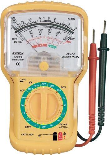 Extech 38073 Mini Analog MultiMeter