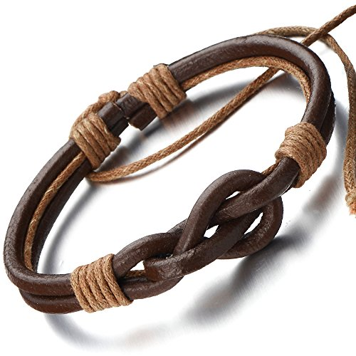 Friendship Nautical Multi row Bracelet Wristband