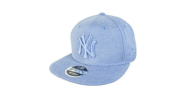 Gorra 9FIFTY Oxford MLB New York Yankees de New Era - Azul  Amazon.es  Ropa  y accesorios ad2089e63b6