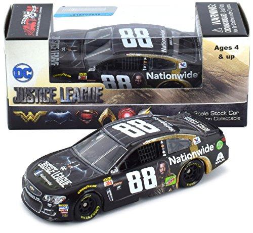 Lionel Racing Dale Earnhardt Jr 2017 Justice League Nationwide NASCAR Diecast 1:64 Scale - Dale Earnhardt Diecast Collectibles