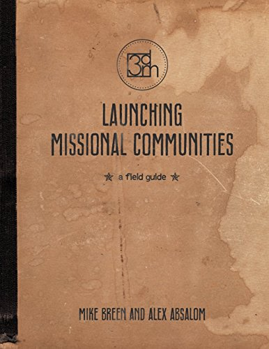 Free Launching Missional Communities