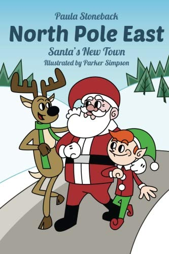 North Pole East: Santa's New Town