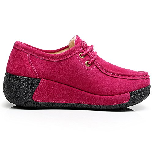C Shenn Zapatos Mujer Shenn Mujer Invierno Zapatos Invierno qwOWU0aZ