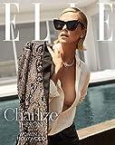 ELLE MAGAZINE NOVEMBER 2018 (CHARLIZE THERON COVER )