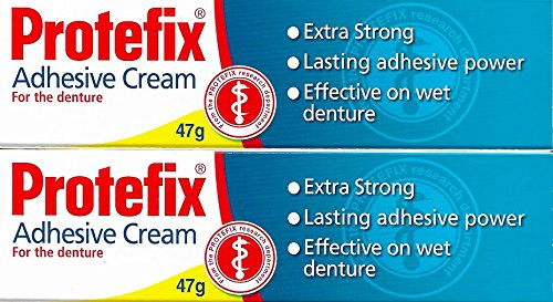 Protefix Haftcreme Extra Stark 2 Pack = 2x40ml