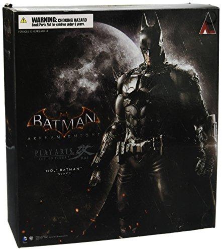 Square Enix Batman: Arkham Knight Play Arts Kai Batman Action Figure by Square Enix
