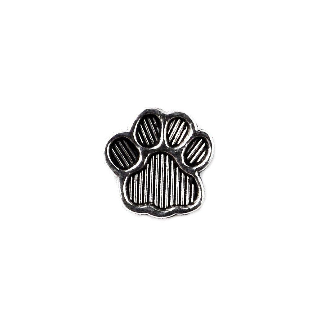 Quality Handcrafts Guaranteed Paw Lapel Pin