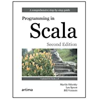Programming in Scala, 2nd Edition Front Cover
