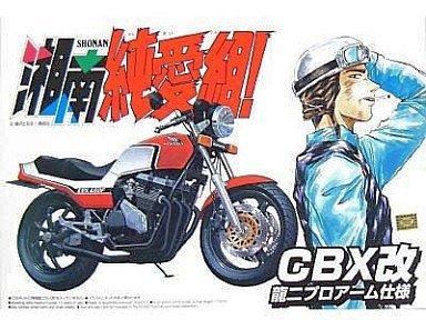 青島文化教材社 1/12 GTO湘南純愛組!No6CBX改龍二プロアームの商品画像