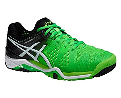 CHAUSSURES DE TENNIS HOMME ASICS GEL RESOLUTION 6 E500J 8590