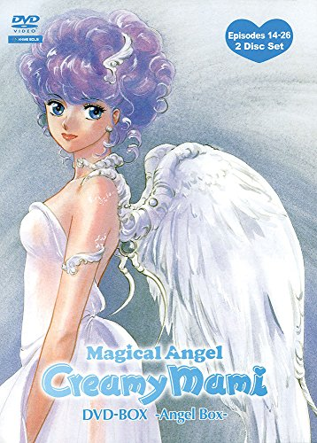 Magical Angel Creamy Mami Set 2: Angel Box (Episodes 14-26)