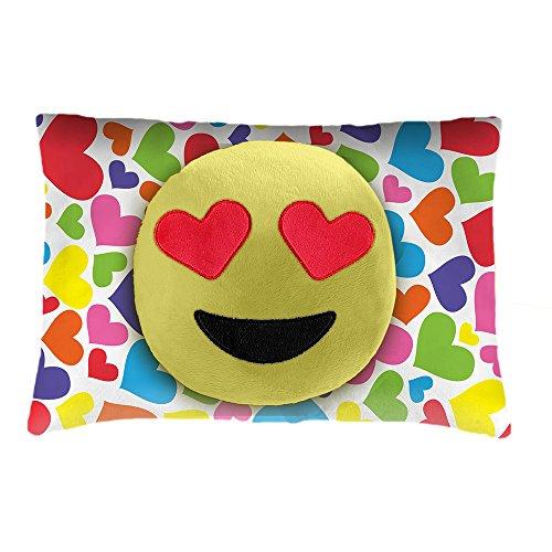 Pillow Pets Heart Eyes Emoji Plush (Pillow Pets Night Light Toys R Us)