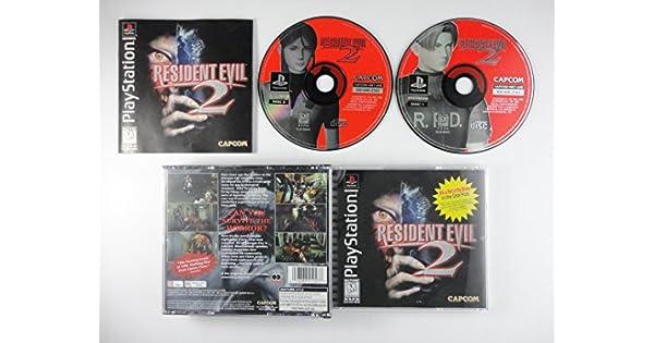 Amazon Com Resident Evil 2 Video Games