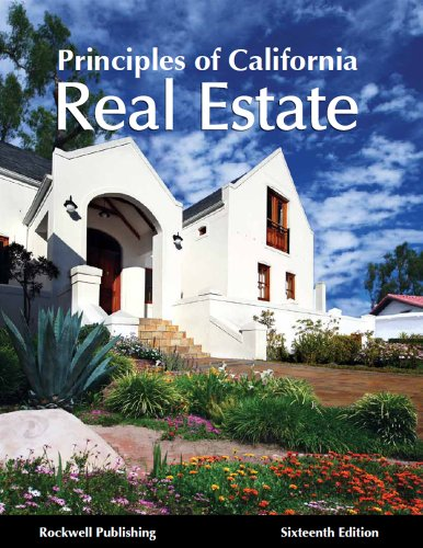 Principles of California Real Estate - 16th edition