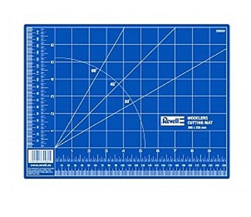 305 x 228mm Small Cutting Mat by Revell
