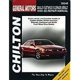 Cadillac DeVille, Fleetwood, Eldorado, Seville, 1990-1998 (Chilton's Total Car Care Repair Manual)