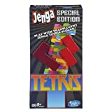 Jenga Tetris Special Edition Game